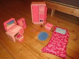 vintage möbeln schlafzimmer rosa