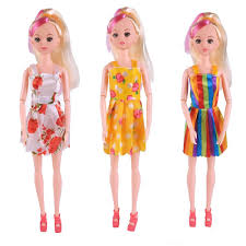 Zilbery Doll Clothes Party Gown Outfits And Accessories For Barbie