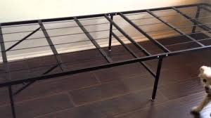 Platform Metal Bed Frame by Innovated Box Spring Bed Frame Metal Frame Platform Metal Bed