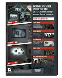 Carnival Scene Setters Halloween by Zombie Invasion Tv Halloween Effect Dvd To Buy Horror Shop Com