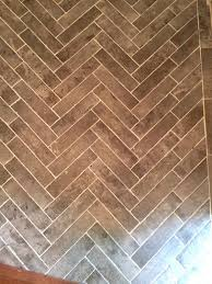 MSI Crema Brick 2 1 3 in x 10 in Glazed Porcelain Floor and Wall
