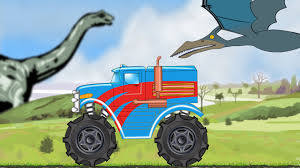 Monster Truck | Monster Truck In Dinosaur Land | Dinosaur World ... Matchbox On A Mission Dino Trapper Trailer Dinosaur Toys For Kids Yeesn Transport Carrier Truck Toy With 6 Mini Plastic Amazoncom Nickelodeon Blaze And The Monster Machines Party Favors Big Boots Adventure Squad Vehicle Funny Digger 3 Games Fun Driving Care Car For Kids By Yateland Buy Tablets Online Transporter Walmartcom Fisherprice Imaginext Jurassic World Hauler Target Dinosaurs Trucks Collide In Dreamworks New Netflix Kid Series