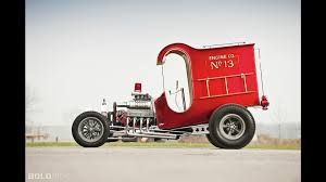 Ford C-Cab Fire Truck