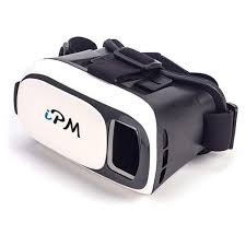 iPM 3 D Virtual Reality Glasses with Bluetooth Remote Control for