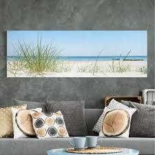 leinwandbilder strand meer kaufen bilderwelten