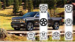100 Truck Visualizer Silverado High Country With All New Colors And 22inch