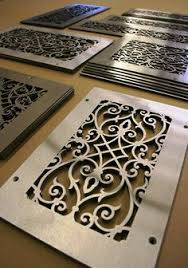 Decorative Return Air Grille Canada by Vent Covers Unlimited Custom Metal Registers And Air Return