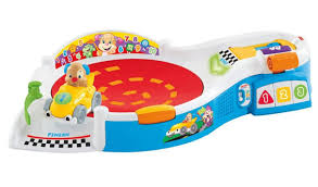 Fisher-Price Laugh & Learn Puppy's Smart Stages Speedway - Toys
