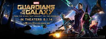 Check Out The IMAX Poster For Guardians Of Galaxy
