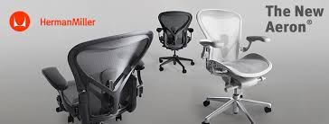 Herman Miller Is Introducing A New Aeron Ergonomically Functionally Anthropometrically And Environmentally Enhanced To Best Support Todays Workers