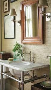 Half Bathroom Ideas With Pedestal Sink by Designing Powder Rooms And Half Baths Old House Restoration