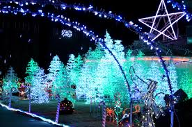 Types Of Christmas Tree Lights by Lights Lights And More Lights U2013 Nmsu Shooters