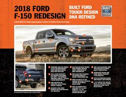100 Truck Pick Up Lines 2018 Ford F150 Design Emphasizes Proven Strengths The News Wheel