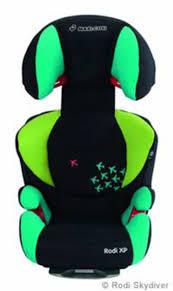 siege auto maxi cosi siège auto maxi cosi rodi skydiver des objets design pour bébé