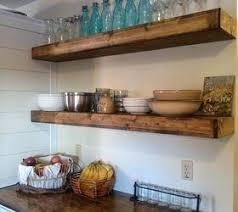 cool floating kitchen shelves pirotehnik me