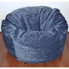 Navy Chenille 36-inch Wide Washable Bean Bag Chair - Free Shipping ... Durable Bean Bags Foam Sack Chair Nice Bag Chairs Comfy Kids Cover Only Electric Blue Stain 6 Foot Top 10 Best Of 2018 Review Fniture Reviews Jordan Manufacturing Company Classic Jumbo Navy Patio Majestic Home Goods Sofa Soft Comfortable Lounge Memory Round Loft Concepts Jack And Jil Wayfair Childrens Factory The 7 2019
