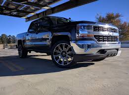 100 Chevy Truck Wheels And Tires Will 22s Fit My 17 2014 2018 Silverado GMC Sierra GM