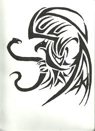 All Images To Tribal Mexican Eagle Tattoo Design