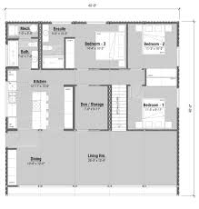 100 Shipping Container Homes Floor Plans 3 BDRM W ENSUITE DEN STAIRS Home Modular Home Floor