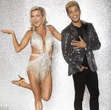dancing with the stars reveals its full cast of stars daily mail