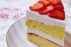 erdbeer vanille torte fräulein ella