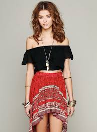 Outfit Ideas For Bohemian And Hippie Lovers