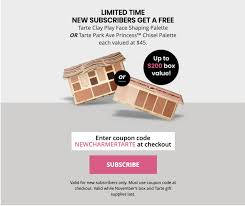 BoxyCharm Coupon - Free Tarte Palette For New Subscribers ... Boxycharm Jan 2019 Bite Beauty Beautyboxes Aaa Discounts Promo Code Halo Hair Exteions Coupon 5 Wishes Online Dave And Busters Nj Coupons Online Rsa Lowes Discount For Realtors Boxycharm Rock Bottom Vapes Glenwood Hot Springs Wayfair Hundred Acres Manor Walmart Canvas Wall Art Bass Pro Shop Gift Card Balance Check Bombas July Qci Pladelphia Cream Cheese Printable 2018 Dashlane August Splat Dye