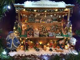 Christmas Tree Lane Ceres Ca by Miniature German Christmas Market Stall Market Stalls