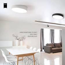 runde dimmbare deckenleuchte moderne nordic led plafon le luminaria wohnzimmer studie esszimmer schlafzimmer balkon flur