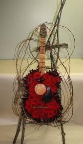 Sympathy Flat Work Guitar Of Flowers