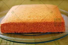 Eggless Vanilla Cake Square e Homemade Treats