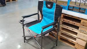 Timber Ridge Director's Chair With Side Table | Costco Weekender Directors Chairs With Folding Side Table Youtube Mings Mark Stylish Camping Brown Full Back Chair Costway Compact Alinum Cup Deluxe Tall Director W And Holder Side Table Cooler Old Man Emu Adventure 4x4 With Black 156743 Rv Outdoor Meerkat Bushtec Heavy Duty Marquee Alinium Home Portable Pnic Set Double Chairumbrellatable Blue Shop Outsunny Steel Camp