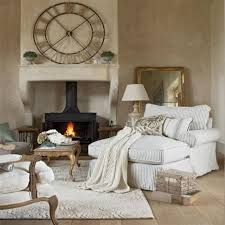 Ideal Country Cottage Living Room
