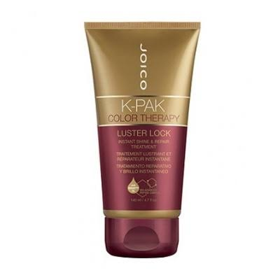 Joico K-Pak Color Therapy Luster Lock Instant Shine & Repair Treatment - 140ml