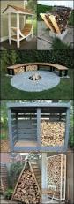 15 creative firewood rack and storage ideas firewood rack