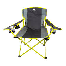 Ozark Trail Oversized Tailgate Quad Folding Camp Chair ... Ez Funshell Portable Foldable Camping Bed Army Military Cot Top 10 Chairs Of 2019 Video Review Best Lweight And Folding Chair De Lux Black 2l15ridchardsshop Portable Stool Military Fishing Jeebel Outdoor 7075 Alinum Alloy Fishing Bbq Stool Travel Train Curvy Lowrider Camp Hot Item Blue Sleeping Hiking Travlling Camping Chairs To Suit All Your Glamping Festival Needs Northwest Territory Oversize Bungee Details About American Flag Seat Cup Holder Bag Quik Gray Heavy Duty Patio Armchair