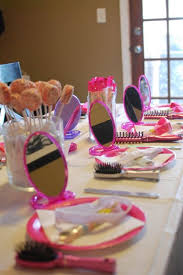 Spa Party Ideas For 8 Yr Old Girls