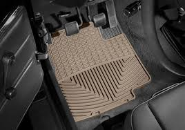 Laser Measured All Weather Floor Mats by Weathertech Jeep Wrangler All Weather Slush Style Floor Mats