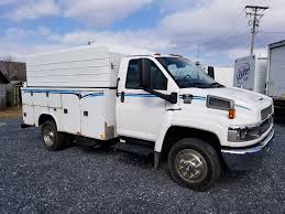 100 Utility Service Trucks For Sale 2006 GMC C4500 FOR SALE 9114