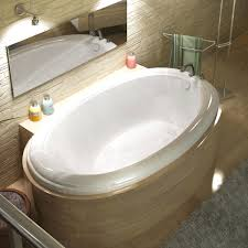 54 X 27 Bathtub With Surround by Appealing Bathtub Center Drain 7 Cayman X Rectangular Whirlpool