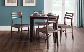Julian Bowen Monterey Dark Walnut Dining Set With 4 Chairs W Trends Farmhouse 40 Round Kitchen Ding Table Dark Whosale Ding Chair Room Fniture American Classic Sonoma Bentwood Stackable Chair Walnut Modway Fniture E1620walbei Transit Side Beige Elyse Charcoal Room Designer Singapore Soho Home X Anthropologie Willow Green Leather Hopen Hexo Black 1800mm Chairs Alpha Pair Of Grey Effect Chairs Claire
