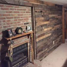 Pallet Wall How To Repurposing Upcycling Decor