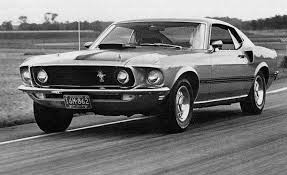 1969 Ford Mustang Mach I Gallery