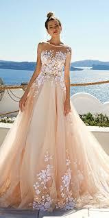 This Is My Absolute Favorite Dress Eva Lendel 2017 Santorini Wedding Dresses Collection