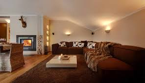 picture gallery luxus apartment wohnung kamin wohnzimmer
