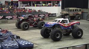 Madison Monster Truck Nationals Highlights - 2017 - YouTube