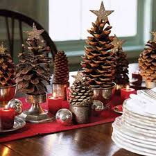 Wonderful Rustic Christmas Table Settings 35 For Your Home Design With