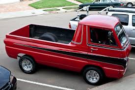 THE STREET PEEP: 1967 Dodge A-100 Pickup