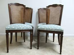 Antique Cane Back Dining Chairs Chair Room