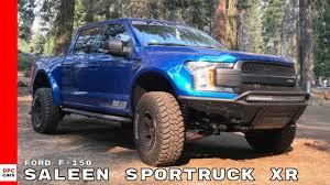 Saleen Sportruck XR - Ford F150 Truck - YouTube